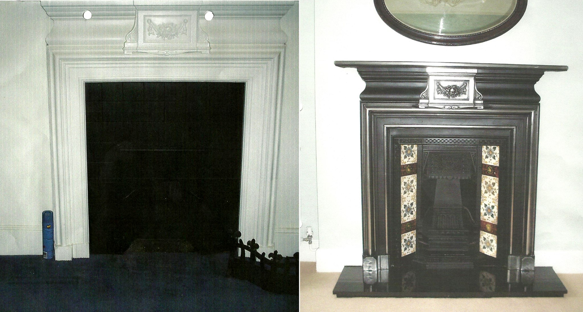 We Offer A Full Fireplace Restoration Service Covering London And Surrounding Areas