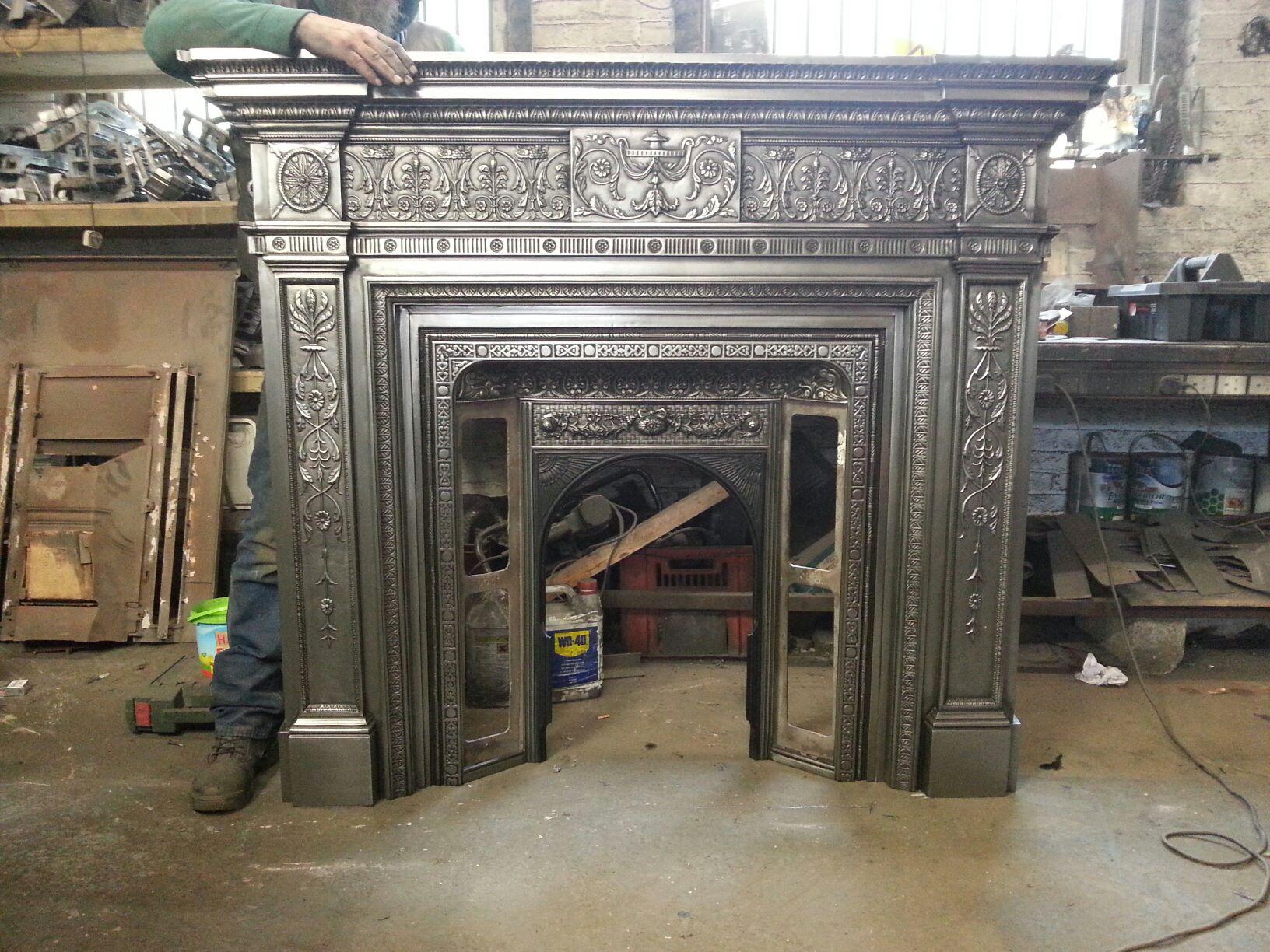fireplace restoration ward antique fireplaces