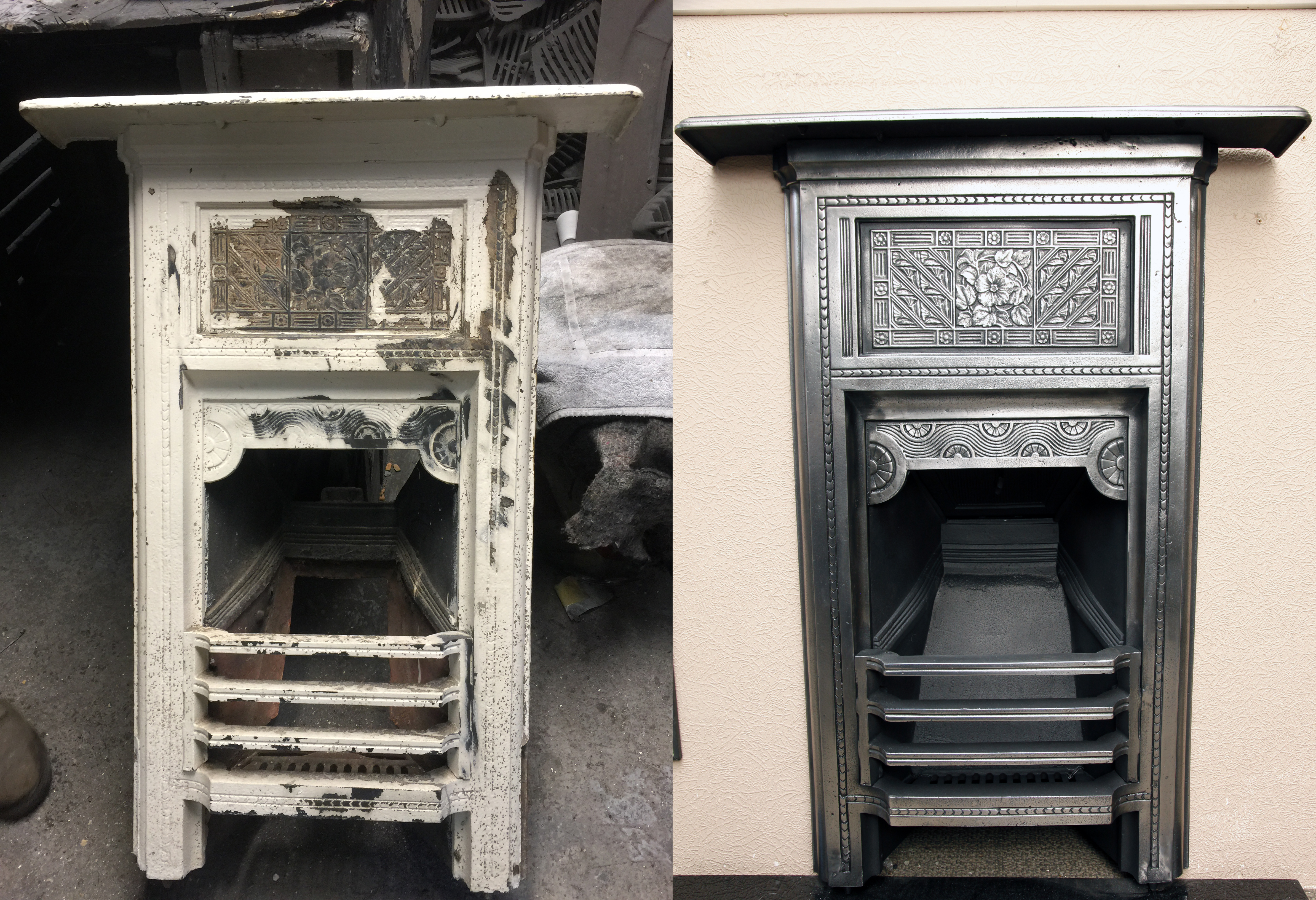 fireplace restoration ward antique fireplaces